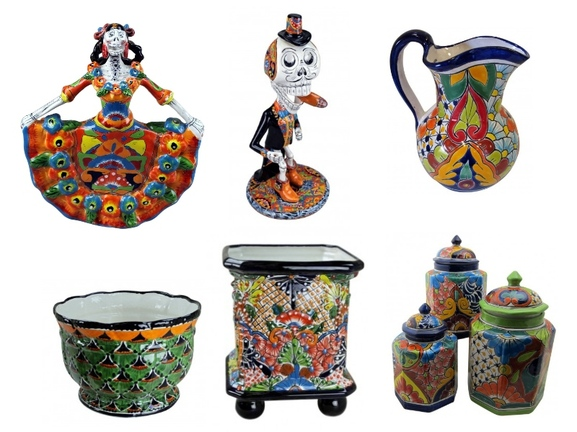 Talavera decor
